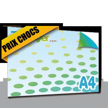 impression de flyers a4 fichier pdf 21x29 7 sur top. Black Bedroom Furniture Sets. Home Design Ideas