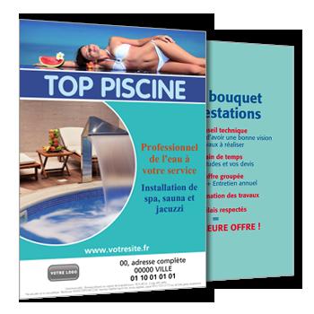 flyer construire une piscine hors sol en kit ou b ton. Black Bedroom Furniture Sets. Home Design Ideas