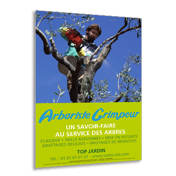 Personnaliser Flyer A5 Recto avec message promotionnel