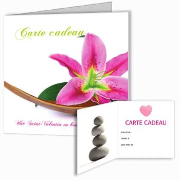 Exceptionnel Carte cadeau Soins & beauté RX12