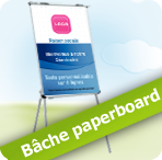 Bâche Paperboard